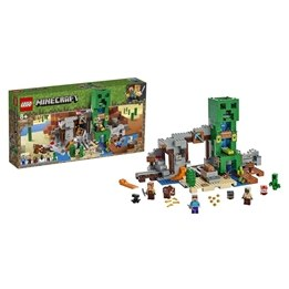 LEGO Minecraft 21155 - Creeper gruvan