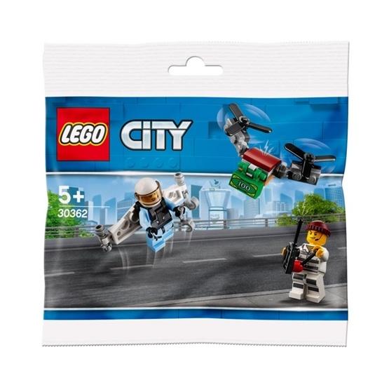 LEGO City 30362 - Luftpolisens Jetpack