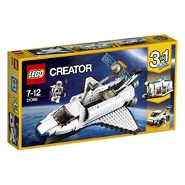 LEGO Creator - Rymdfärjan Explorer 31066