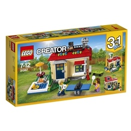 LEGO Creator - Semester vid poolen modulset 31067