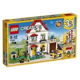 LEGO Creator - Familjevilla modulset 31069
