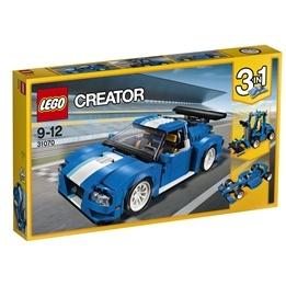 LEGO Creator - Turbo Track Racerbil 31070