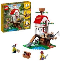 LEGO Creator 31078 - Skatter i trädkojan