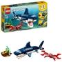 LEGO Creator 31088, Djuphavsvarelser
