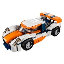 LEGO Creator 31089 - Orange racerbil