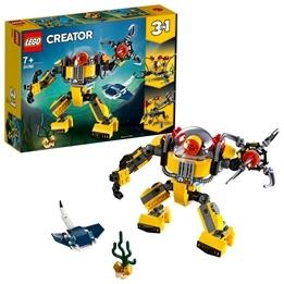 LEGO Creator 31090 - Undervattensrobot