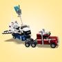 LEGO Creator 31091, Transport för rymdfärja