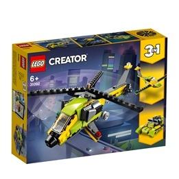 LEGO Creator 31092 - Helikopteräventyr