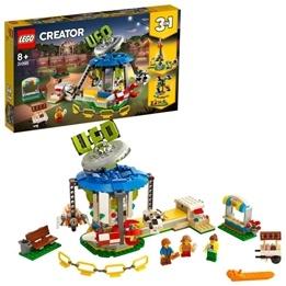 LEGO Creator 31095 - Karusell på nöjesfält