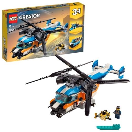 LEGO Creator 31096 - Tandemhelikopter