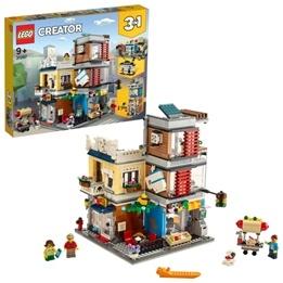 LEGO Creator 31097 - Djuraffär och kafé