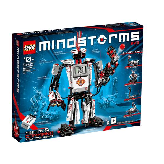 LEGO MINDSTORMS 31313, EV3