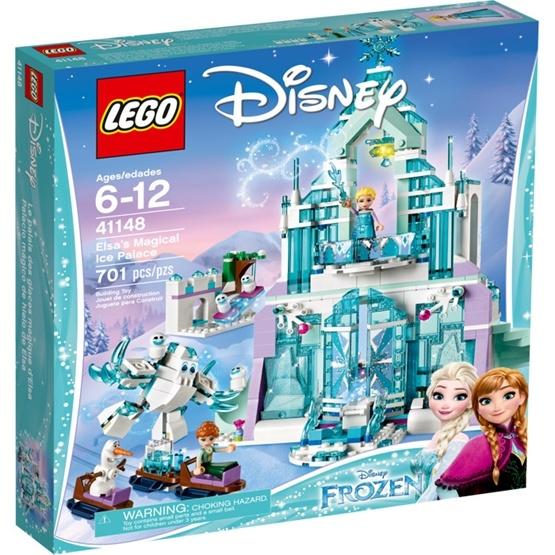 LEGO Disney Princess 41148, Elsas magiska ispalats