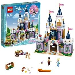 LEGO Disney Princess - Askungens förtrollade slott 41154