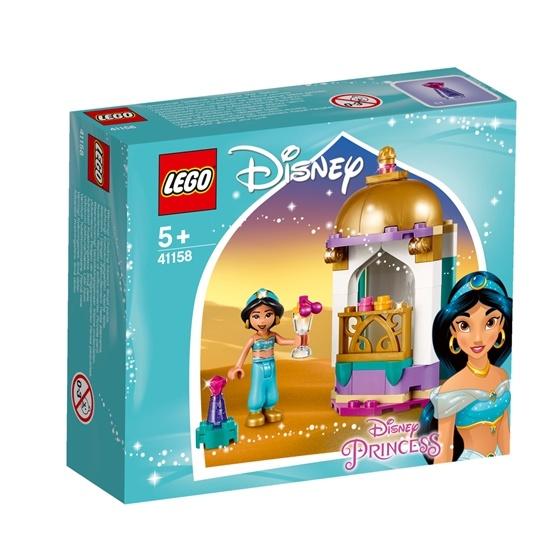 LEGO Disney Princess 41158, Jasmines lilla torn