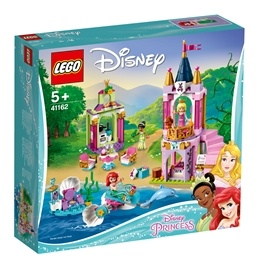 LEGO Disney Princess 41162 - Ariel - Aurora och Tianas kungliga firande