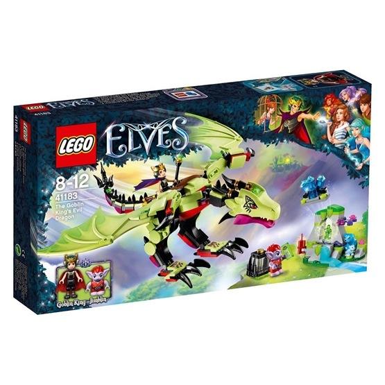 LEGO Elves 41183, Trollkungens onda drake