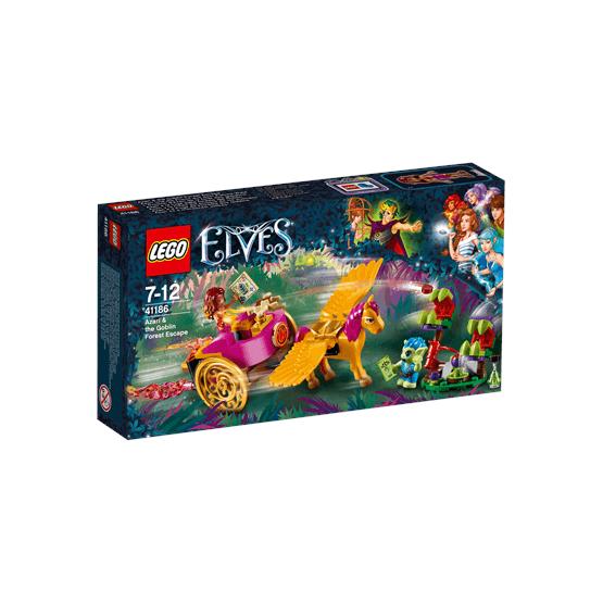 LEGO Elves 41186, Azari och trollets flykt genom skogen