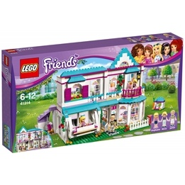 LEGO Friends - Stephanies hus 41314