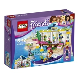 LEGO Friends - Heartlakes surfshop 41315