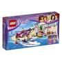 LEGO Friends 41316, Andreas transportbil för racerbåtar