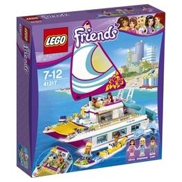 LEGO Friends - Solskenskatamaran 41317