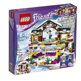 LEGO Friends - Vinterresort skridskobana 41322