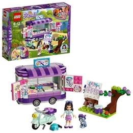 LEGO Friends - Emmas konststativ 41332