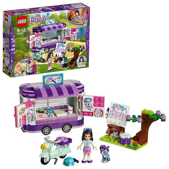 LEGO Friends 41332, Emmas konststativ