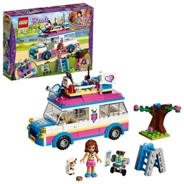 LEGO Friends - Olivias uppdragsfordon 41333