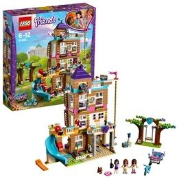 LEGO Friends 41340, Vänskapshus