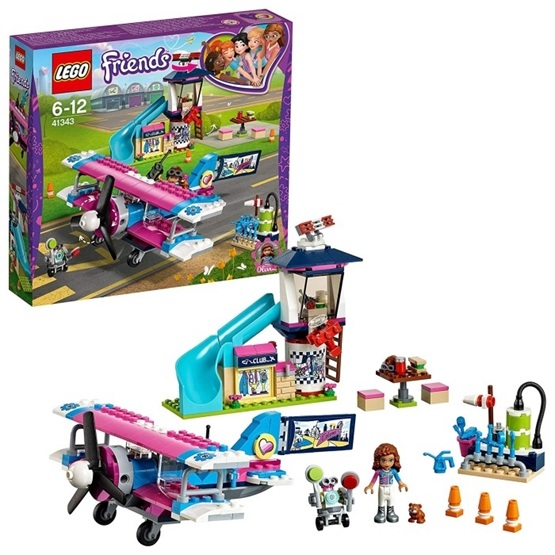LEGO Friends 41343 - Heartlake City flygtur
