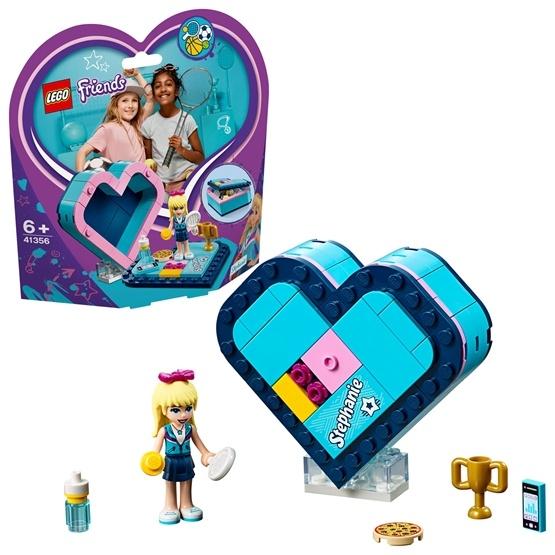 LEGO Friends 41356, Stephanies hjärtask