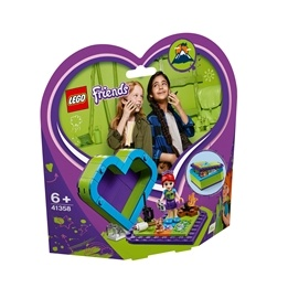 LEGO Friends 41358 - Mias hjärtask