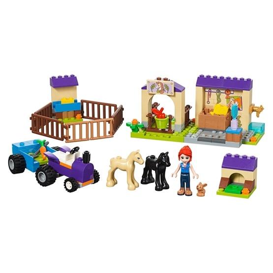 LEGO Friends 41361, Mias fölstall