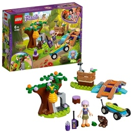 LEGO Friends 41363 - Mias skogsäventyr