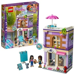 LEGO Friends 41365 - Emmas ateljé