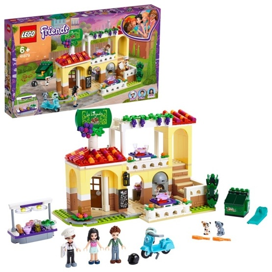LEGO Friends 41379 - Heartlake Citys restaurang