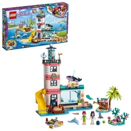 LEGO Friends 41380 - Fyrens räddningscenter