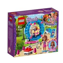 LEGO Friends 41383 - Olivias hamsterlekplats