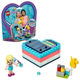 LEGO Friends 41386 - Stephanies sommarhjärtask