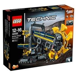 LEGO Technic - Skovelhjulsgrävmaskin 42055