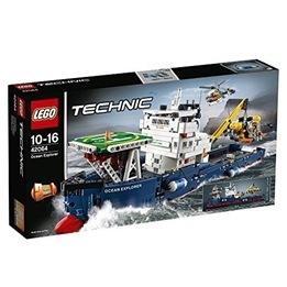 LEGO Technic 42064, Havsutforskare