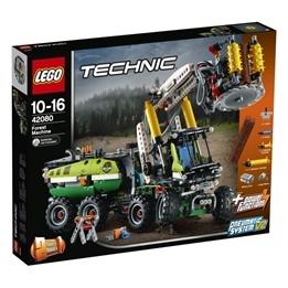 LEGO, Technic 42080 - Skogsmaskin