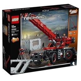 LEGO, Technic 42082 - Terrängkran