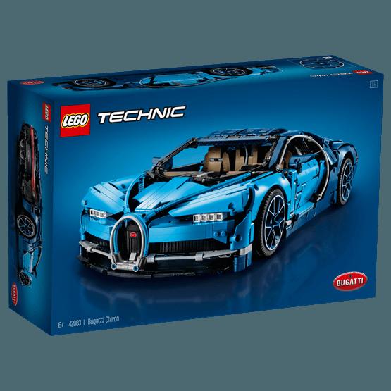 LEGO Technic 42083, Bugatti Chiron