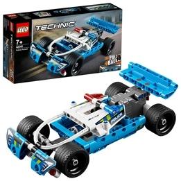 LEGO Technic 42091 - Polisjakt