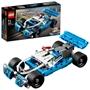 LEGO Technic 42091, Polisjakt