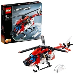 LEGO Technic 42092 - Räddningshelikopter