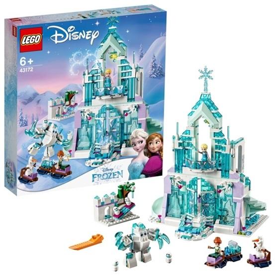 LEGO Disney Frozen 43172 - Elsas magiska ispalats